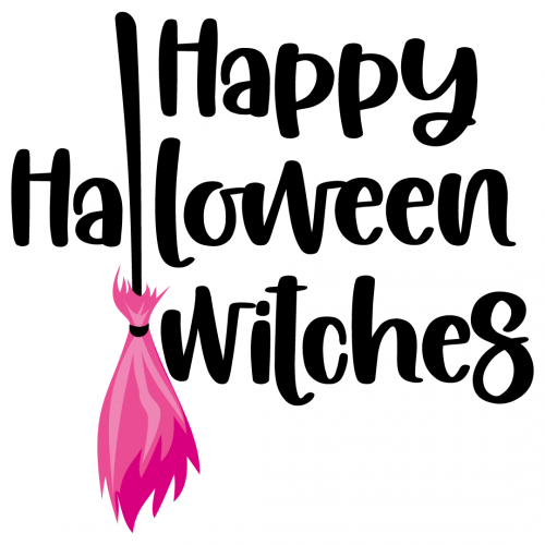 Free Svg Files Svg Png Dxf Eps Quote Happy Halloween Witches