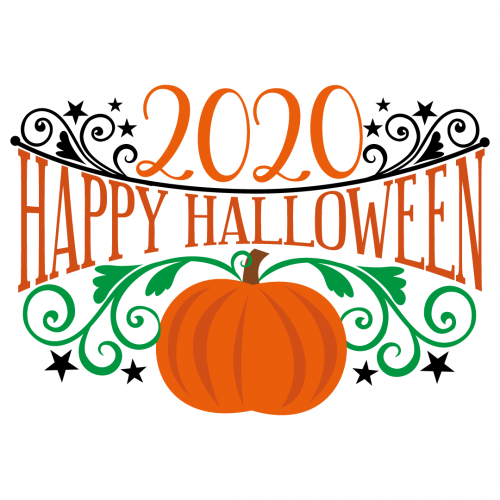 2020 Happy Halloween Free SVG Files | SVG, PNG, DXF, EPS | Happy Halloween 2020