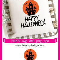 Quote Happy Halloween SVG
