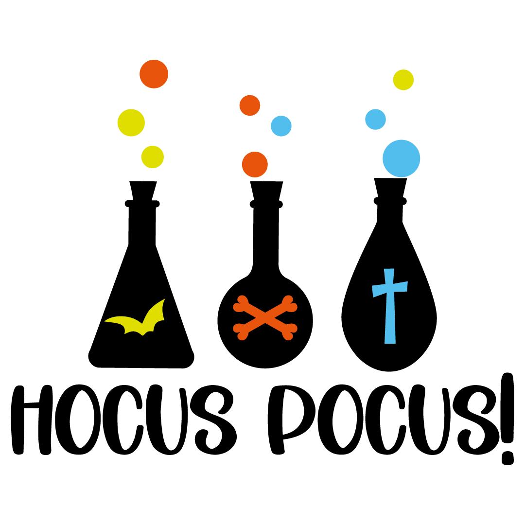 Quote Halloween Hocus Pocus SVG