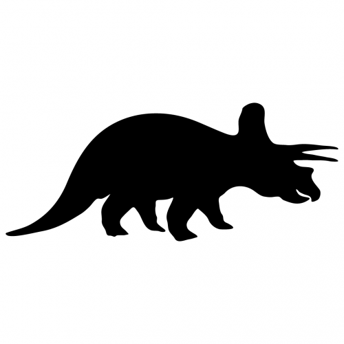 Free Svg Files Svg Png Dxf Eps Dinosaur Silhouette