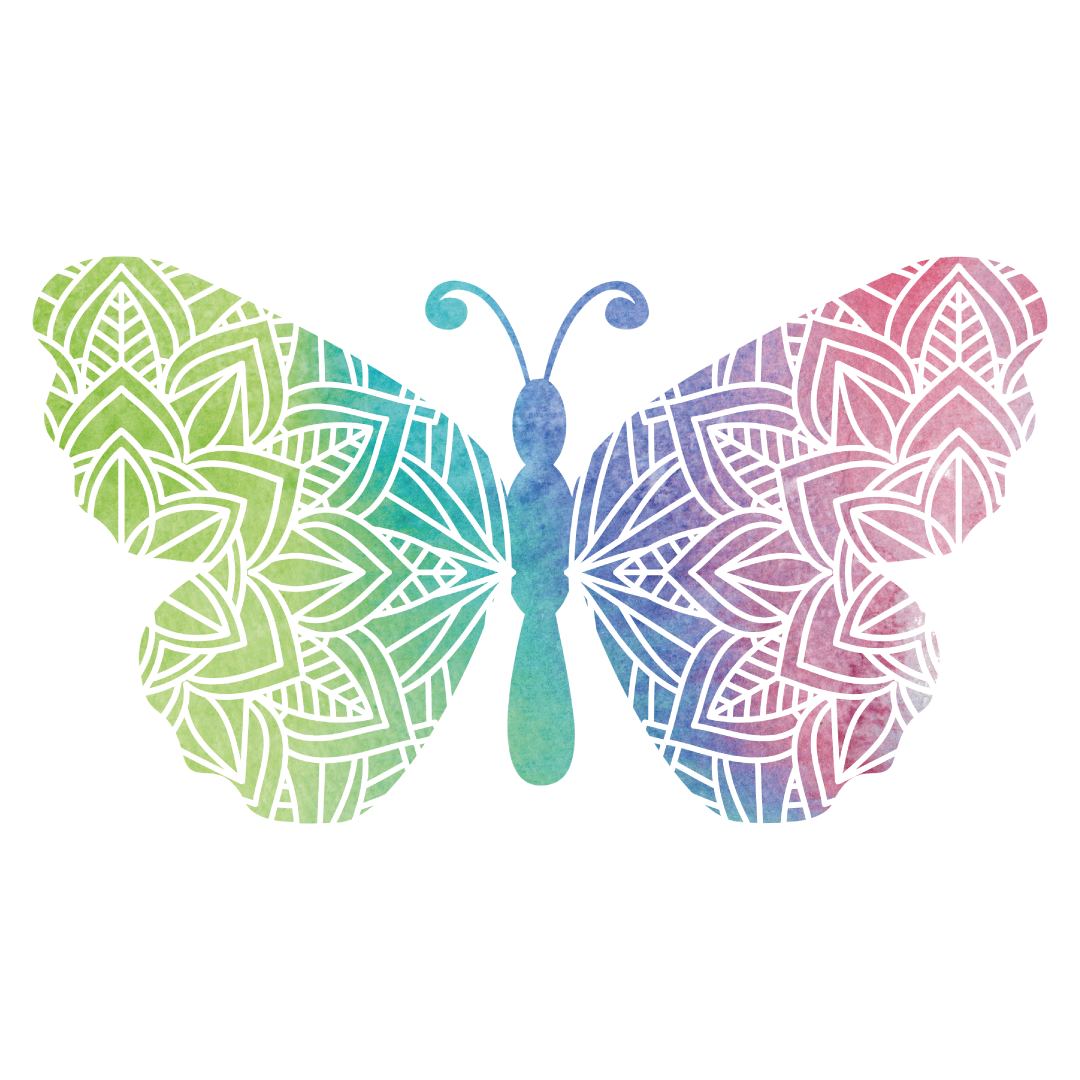 Watercolor Butterfly Free Sublimation PNG