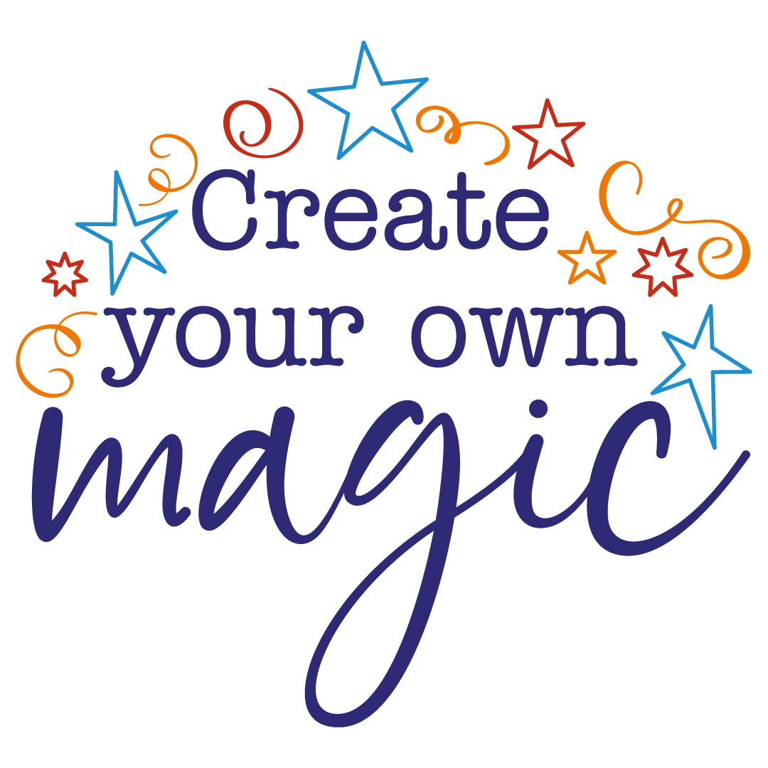 Create Your Own Magic Free SVG Files