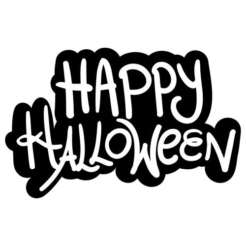 Happy Halloween Free SVG Files