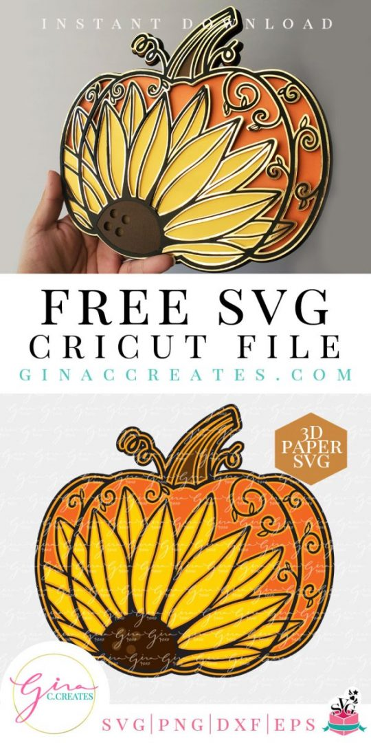 A Round Up Of The Best Free Pumpkin Svg Files For Fall