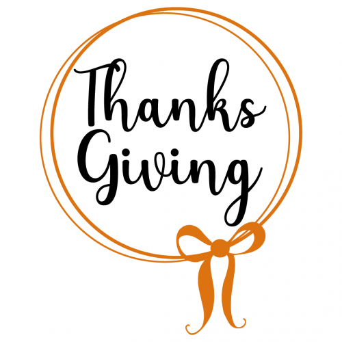 Thanksgiving Free SVG Files