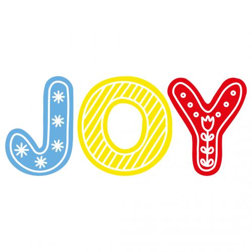 Christmas Joy Free SVG Files