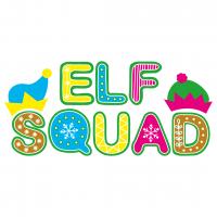 Christmas Elf Squad Free SVG Files
