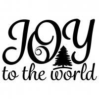 Joy To The World Free SVG Files