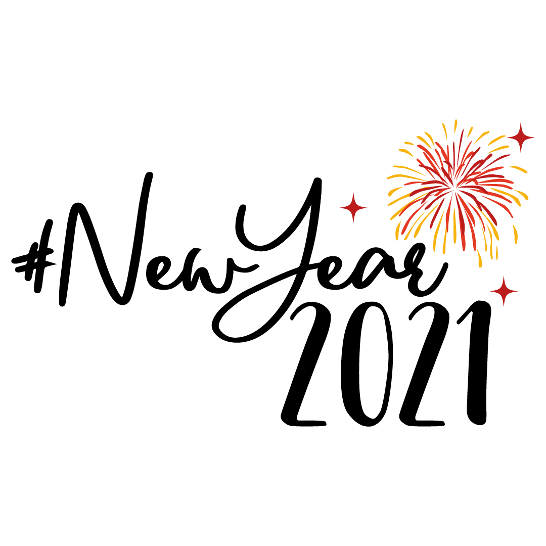 New Year 2021 Free SVG Files