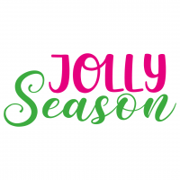 Christmas Jolly Season Free SVG Files