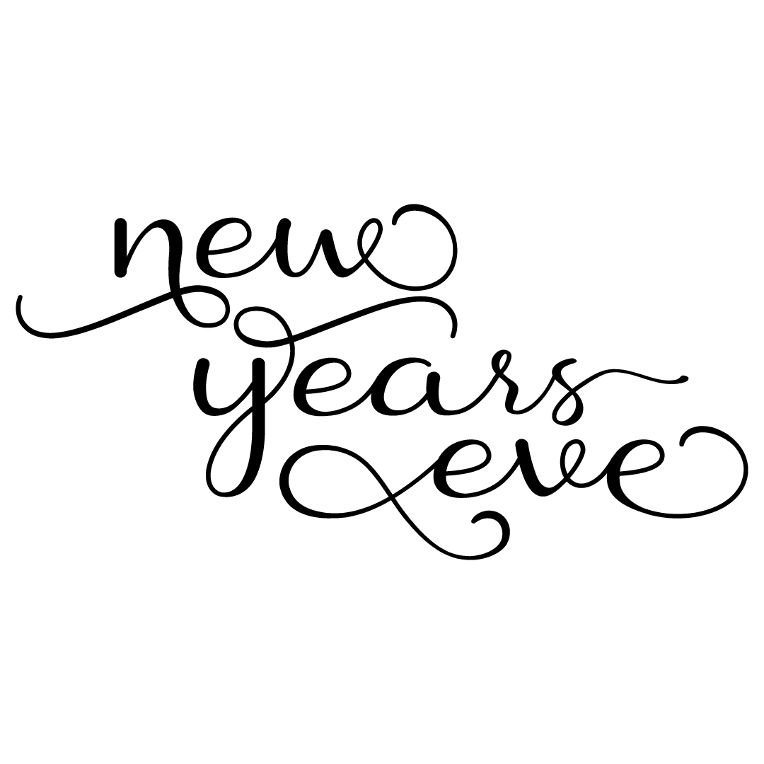 New Years Eve Free SVG Files