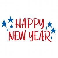 Happy New Year Free SVG Files