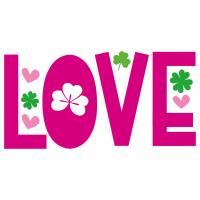St Patricks Love Free SVG Files