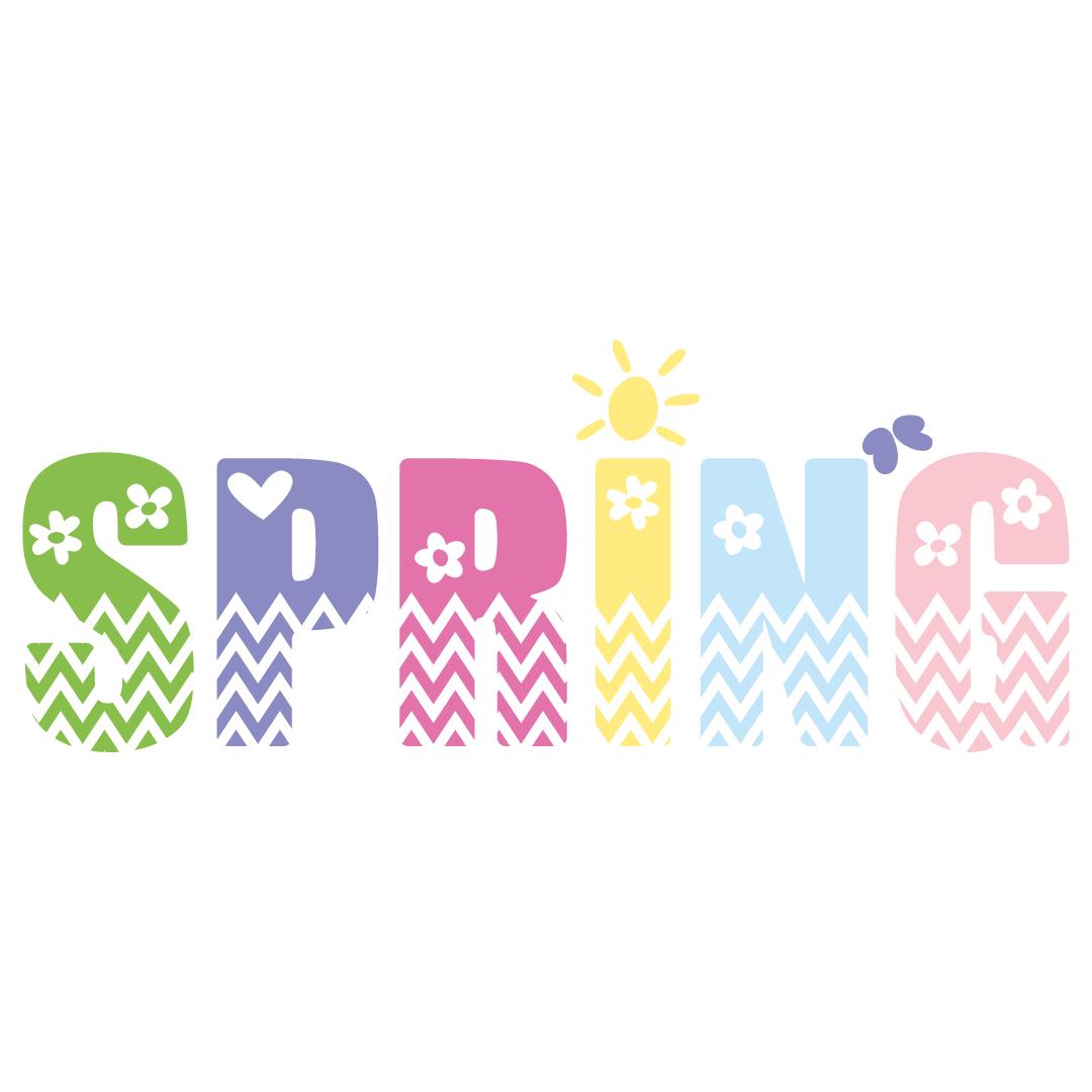 Spring Free SVG Files