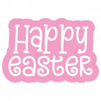 Happy Easter Free SVG Files