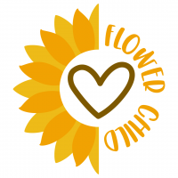 Spring Sunflower Flower Child Free SVG Files