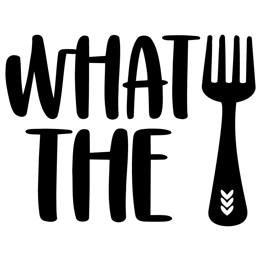 What The Fork Free SVG Files