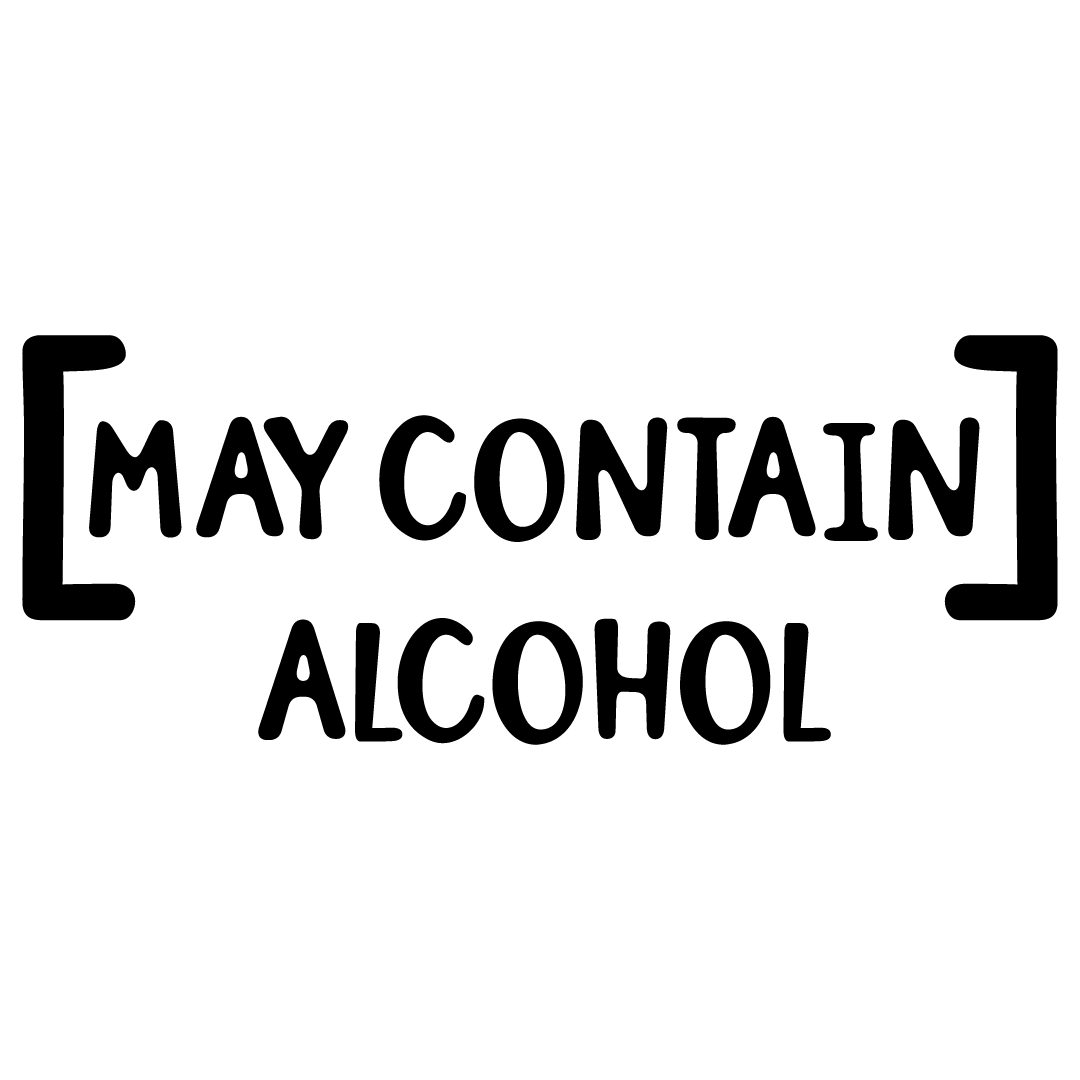 May Contain Alcohol Free SVG Files