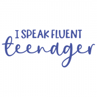 I Speak Fluent Teenager Free SVG Files