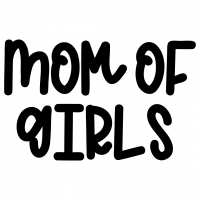 Mom Of Girls Free SVG Files