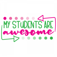 My Students Are Awesome Free SVG Files