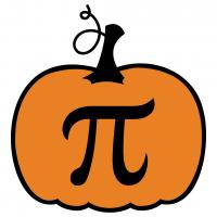 Math Pumpkin Pi Free SVG Files