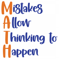 Math Mistakes Allow Thinking To Happen Free SVG Files