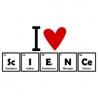 I Love Science Periodic Table Free SVG Files