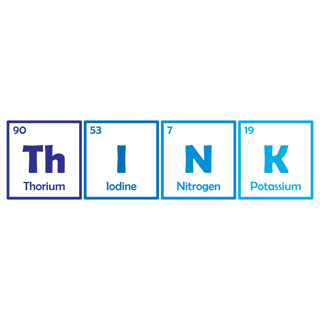 Science Think Periodic Table Elements Free SVG