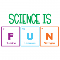 Science Is Fun Periodic Table Elements Free SVG Files