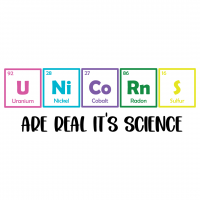 Unicorns Are Real Its Science Free SVG Files
