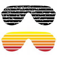 Sunglasses Shades Free SVG Files