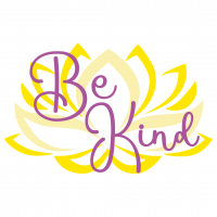Be Kind Free SVG Files