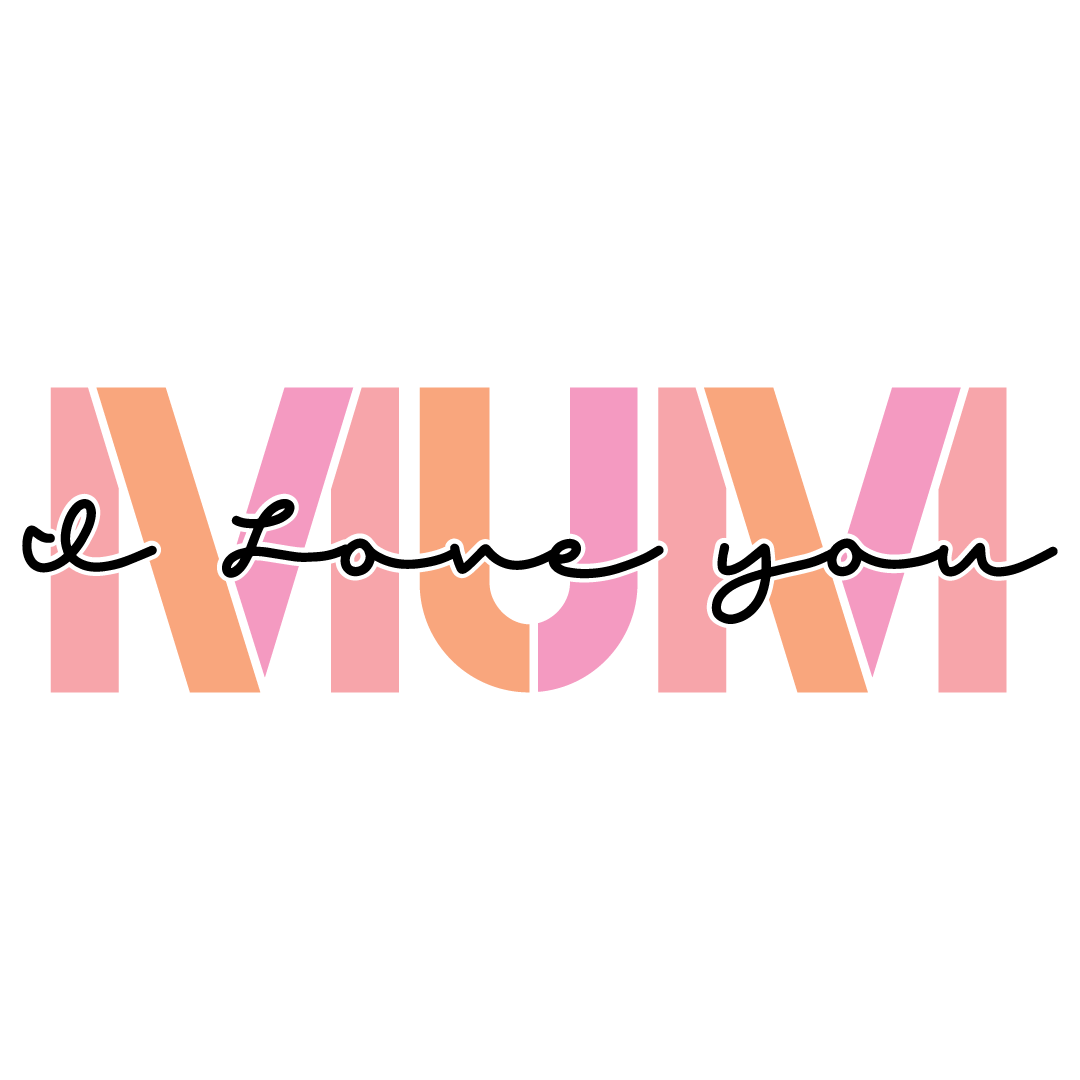 I Love You Mum Free SVG Files