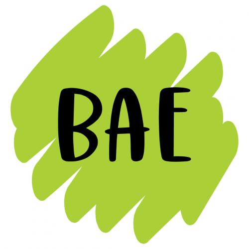 Brush Stroke BAE Free SVG Files