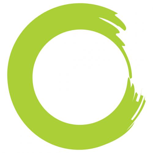 Brush Stroke Circle Free SVG Files