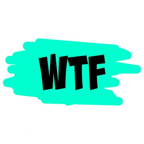 Brush Stroke WTF Free SVG Files