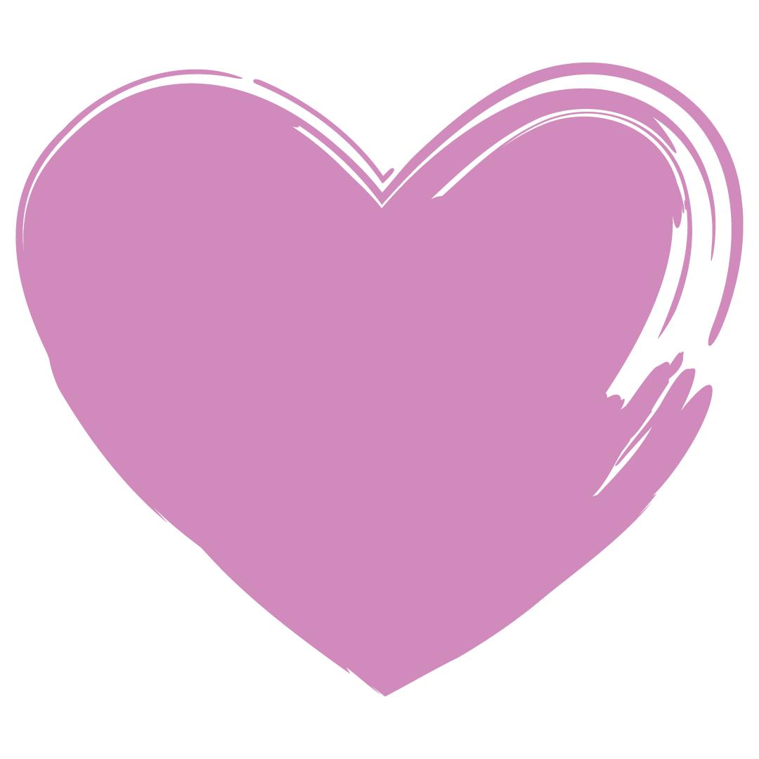 Distressed Grunge Love Heart Free SVG Files
