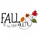 Fall Is In The Air Free SVG Files