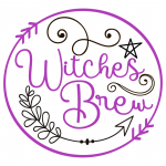 Halloween Witches Brew Quote Free SVG Files