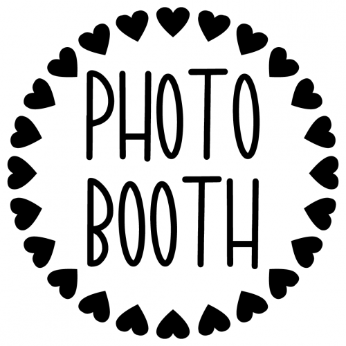 Wedding Photo Booth Free SVG Files