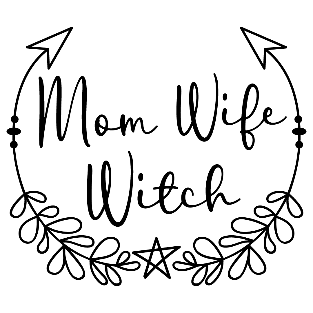 Halloween Mom Wife Witch Quote Free SVG Files