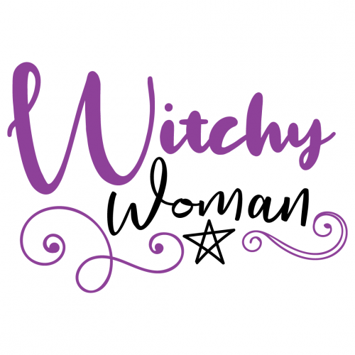 Halloween Witchy Woman Quote Free SVG Files